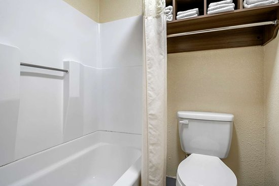Bathroom in guest room