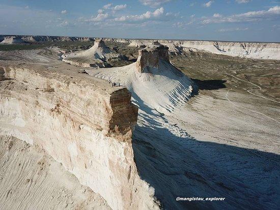 Mangystau, Kazakhstan: Bozjira