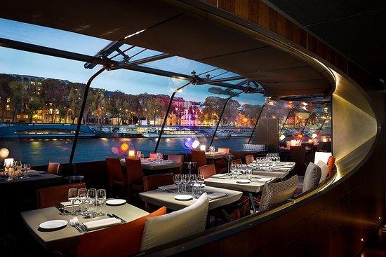 Bateaux Parisiens Seine River Gourmet...
