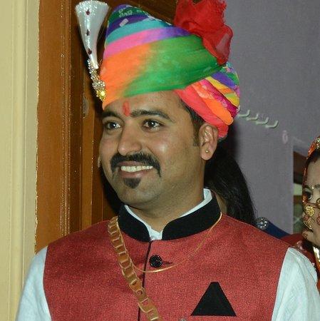 Vishnu Singh,  Tour Guide Delhi-Agra-Jaipur