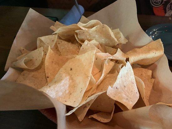 Fresh chips