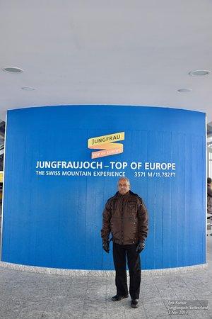 Jungfraojoch, Switzerland 🇨🇭 [2014]