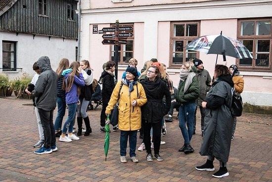 Guide service Kurzeme ,Walking tour thourgh Kuldīga ,City tour by...