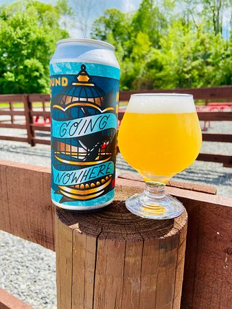 High Ground Brewing: Select styles available in cans! Supply varies and is limited.