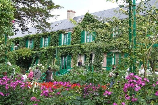 Giverny: Hin- und Rückfahrt von Paris...