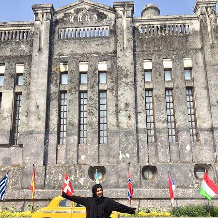 The Heritage Palace Bagus Banget Buat Kawan Yg Suka Wisata Yg Classic Picture Of The Heritage Palace Sukoharjo Tripadvisor