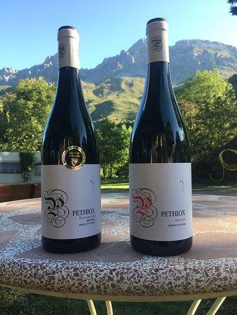 Santa Marina de Valdeon, Espagne: Don Pedrones, nuestros vinos del Bierzo
