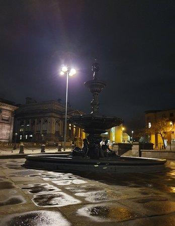 Cool fountain