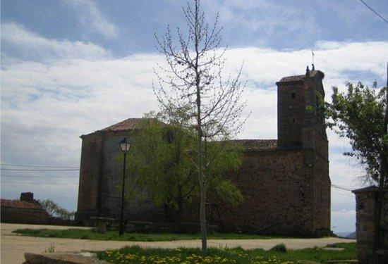 Iglesia Parroquial de San Andrés Apóstol