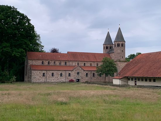 ‪Bursfelde Abbey‬
