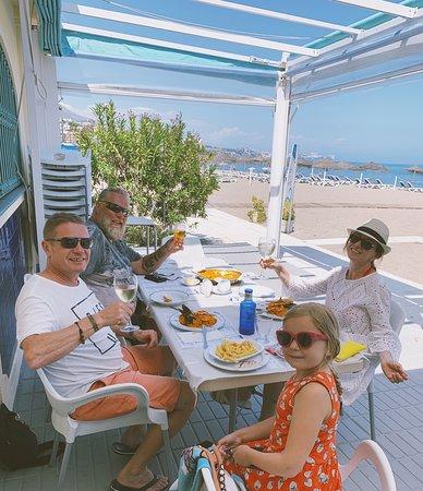 Restaurante Curro Playa