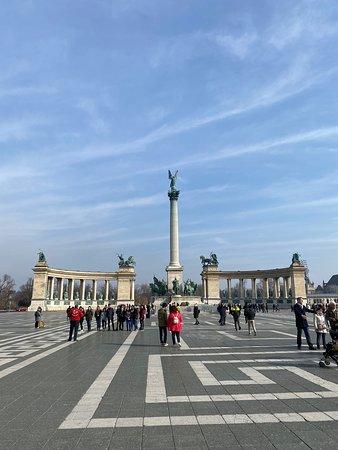 Un très beau monument
