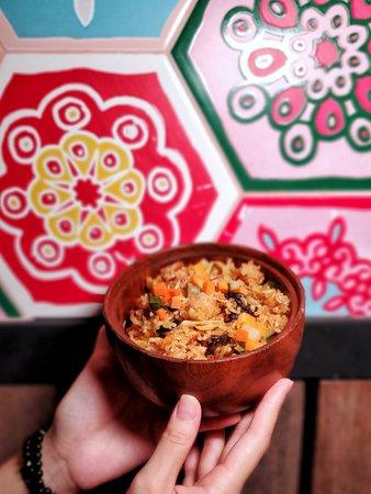Vegetarian · Fried Rice