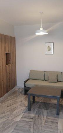 Sitting area superior apartment 35