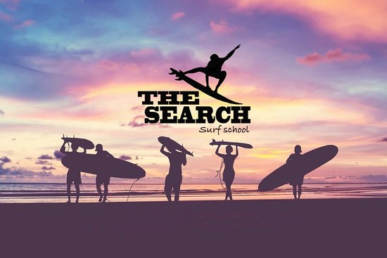 The Search Surf School
