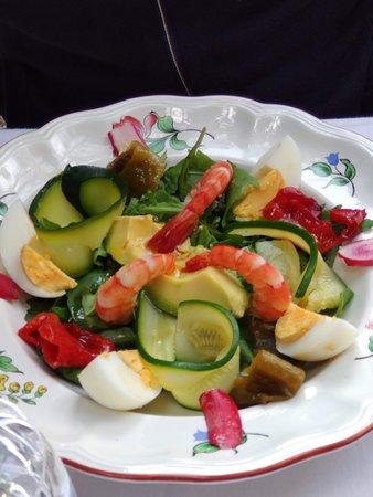 Salade de juin