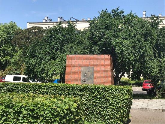 Pomnik Willy'ego Brandta