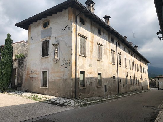 Villa Zanussi, Fabris