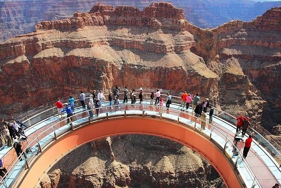 Private Grand Canyon West Rim Tour and...