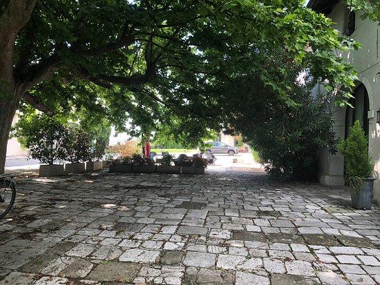 Villa Policreti, ora Fabris