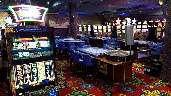 Casino Shuttle Victoria