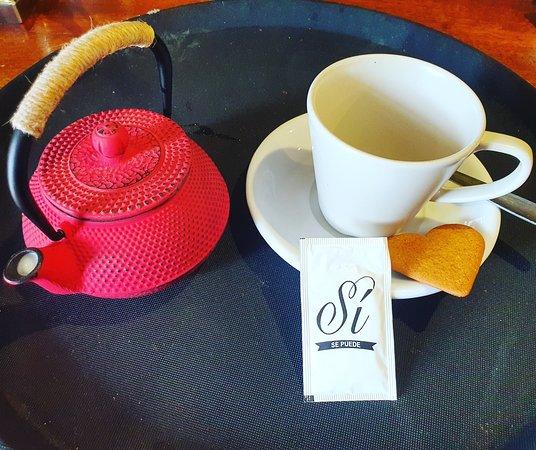 Un té !! 🥨
