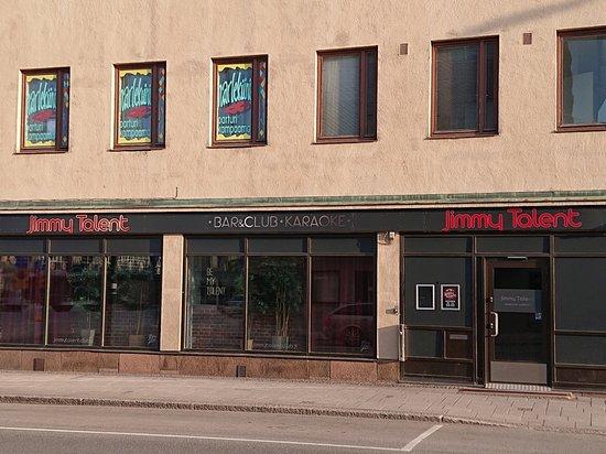 Jimmy Talent Bar&Club