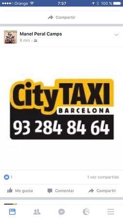 Citytaxi Barcelona