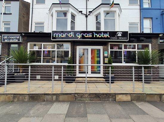 Mardi Gras Hotel 67 7 4 Updated 2020 Prices Reviews Blackpool England Tripadvisor