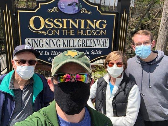 Sing Sing Kill Greenway