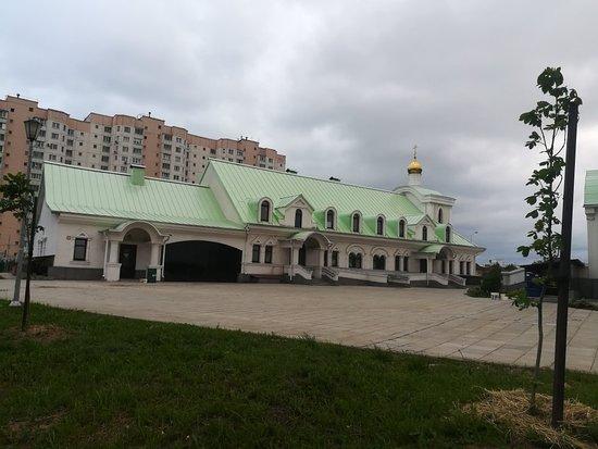 Church Svyatitel Stefan Permskiy