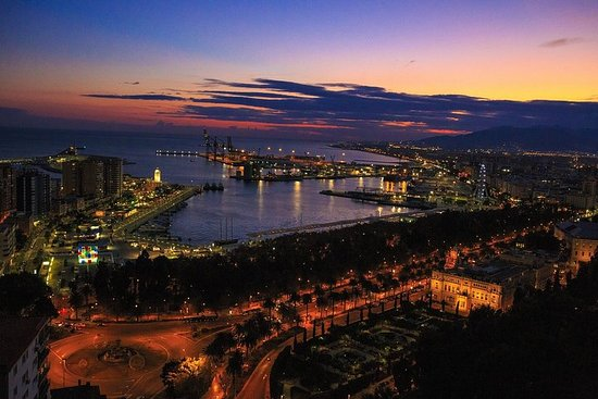 Gibraltar dagstur i Malaga
