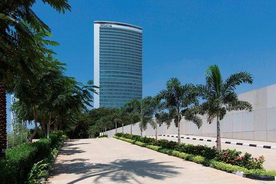 Lunch : buffet - Review of The Westin Mumbai Garden City ...