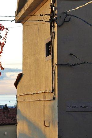 Angolo e mura