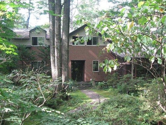 秋の敷地内の紅葉 - Picture of La Forest De Nome Karuizawa, Karuizawa-machi - Tripadvisor