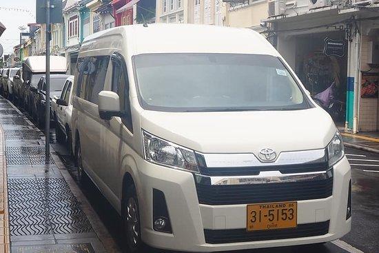 Kata Beach, Tajlandia: Phuket best tours minibus