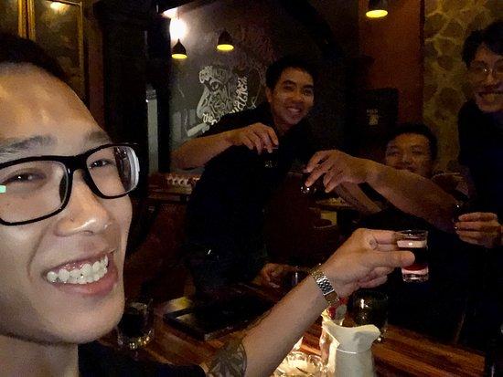 Marylbon Speakeasy Bar