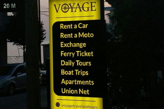 Voyage Agency