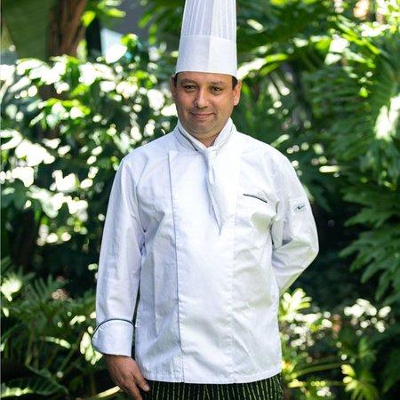 Chef Gabriel Rodriguez