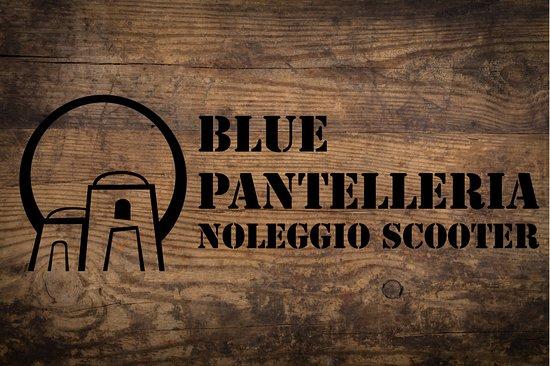 Blue Pantelleria noleggio scooter
