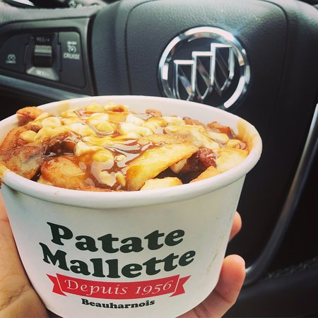 The Poutine is to die for!