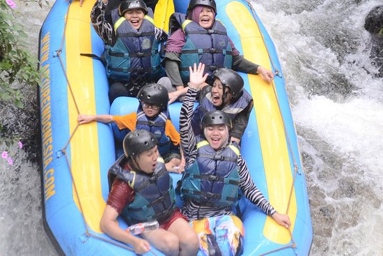 Rafting Pangalengan Arture Indonesia