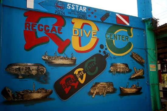 Reggae Dive Center
