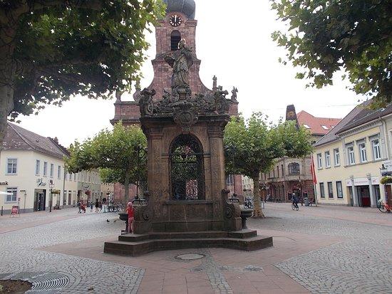 Johannes-Nepomuk-Brunnen