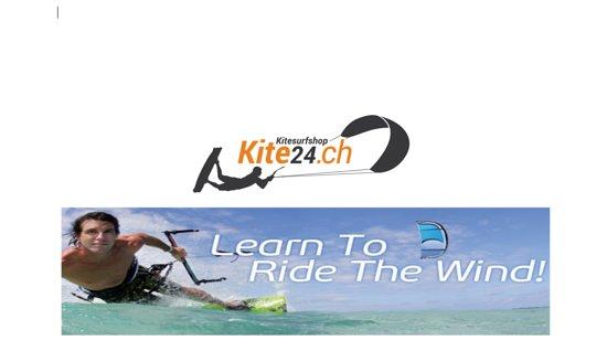 Kite24.ch Kitesurfshop