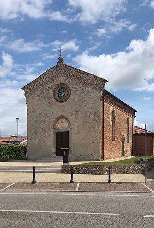 Gruaro, إيطاليا: La Pieve !