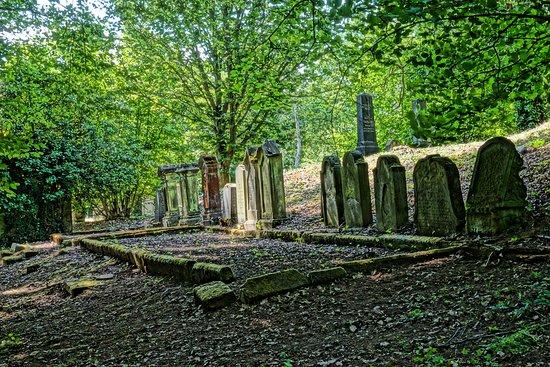 Judischer Friedhof auf dem Domberg