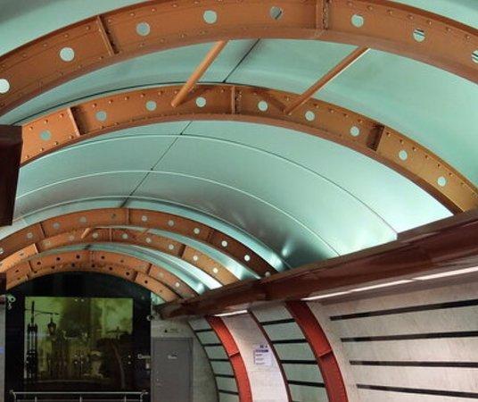Metro Station Obvodnoi Kanal