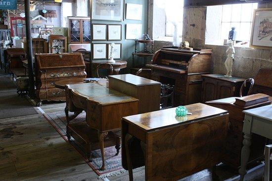 Larkin's Antiques.