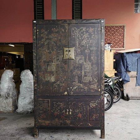 Shanxi Antique Cabinet